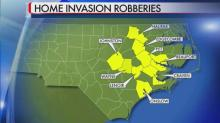 Home invasion robberies of Asian restaurant owners