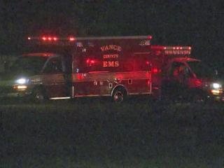 Four people, including three Vance County sheriff's deputies, were taken to a local hospital late Thursday after a hazmat situation at a home in Henderson.
