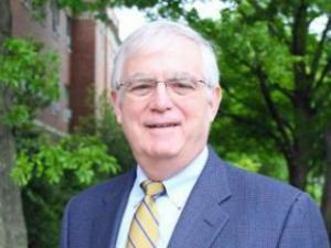Michael H. Merson Photo courtesy of Duke University