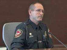 Durham Police Officer Michael Donovan