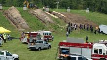 IMAGES: Man dies in trench collapse at Fort Bragg