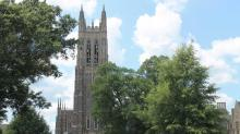 IMAGES: Student safety a top concern following armed robbery at Duke