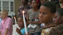 IMAGES: Wilson community seeks answers in 7-year-old boy's shooting death