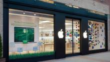 IMAGE: Thieves break into Durham Apple store