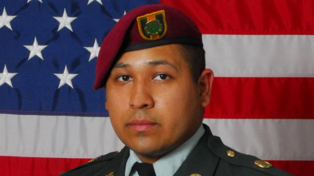 Military police officer killed while crossing Fayetteville