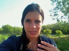 WRAL reporter Leyla Santiago