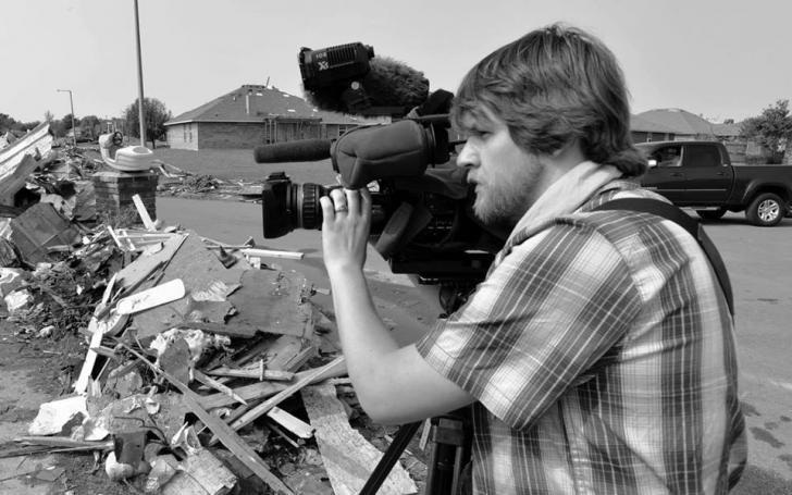 WRAL photojournalist Zac Gooch