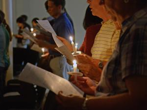 The church of a Durham minister who disappeared Monday held a prayer service Friday evening. Kent Torrey Hinkson, 71, left his home Monday afternoon to run errands, his family says, and hasn't been seen since.