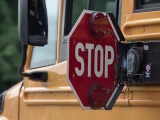 Two school buses in each of North Carolina's 115 school districts will have cameras mounted on the outside to catch stop-arm violators, under a pilot program this year.