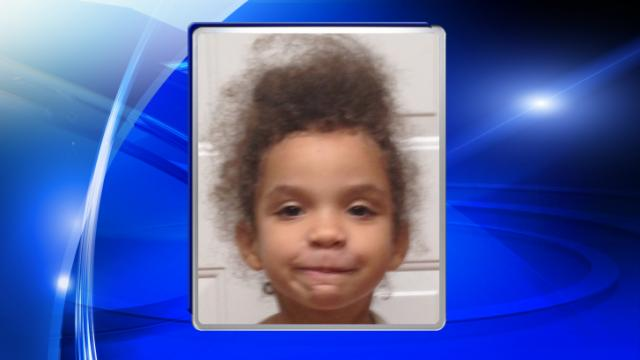 Wilson's Mills police were trying to identify a young girl early Wednesday after she was found walking on Swift Creek Road at about 5:45 a.m.