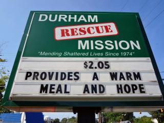 Durham Rescue Mission