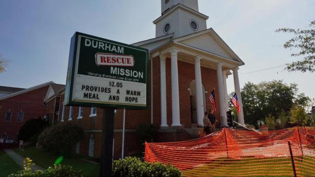 Durham Rescue Mission