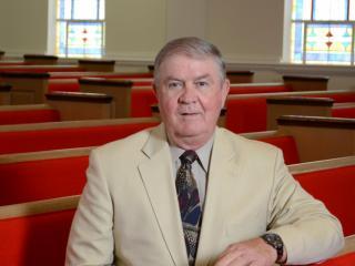 William Scott (Photo courtesy East Lumberton Baptist Church)