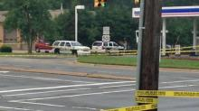 IMAGES: Man killed in shooting, wreck in north Durham