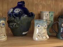 """Elden Kitson Vanderwall's """"ugly jugs"""""""