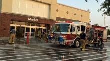 IMAGES: Fire breaks out inside Brier Creek McDonald's
