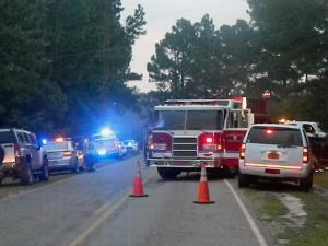 A 23-year-old man died early Saturday after losing control of his SUV and hitting a tree outside Vass, according to State Highway Patrol officials.