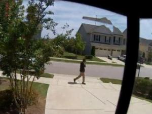 Cary police have released this photo of a man wanted in connection with a home invasion on Windy Peak Loop on Sept. 1, 2014.