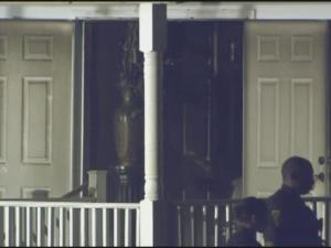 A juvenile suffered minor injuries Thursday afternoon after a fire at a Fayetteville church, but it is his story that has caught the interest of investigators.