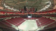 IMAGE: Raleigh's PNC Arena getting makeover
