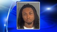 IMAGE: Man wanted in Fayetteville shootings found hiding in dryer