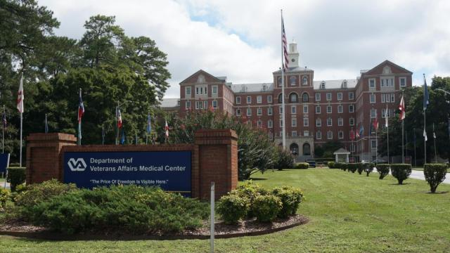 Fayetteville Veterans Affairs Medical Center