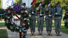 IMAGES: Fort Bragg ceremony honors 9/11 victims