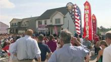 IMAGE: Marine injured in war given new home in Fuquay-Varina