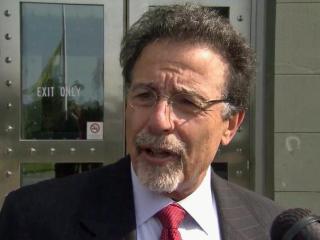 Defense attorney David Rudolf