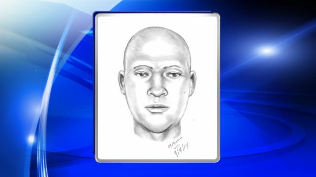 Raleigh police on Sept. 16, 2014, released this composite sketch of a man caught looking into a home on Brimwater Drive on Aug. 10, 2014.