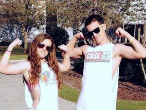 Laura Yost, left, and Ryan Yost (Courtesy of Hailey Clardy)