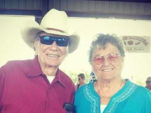 Roberty and Melba McGee (Courtesy of Jamie Southerland)