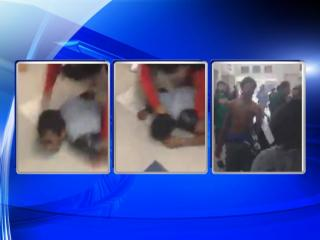 Sheriff's deputies are using cellphone video to investigate a fight at East Wake High School.