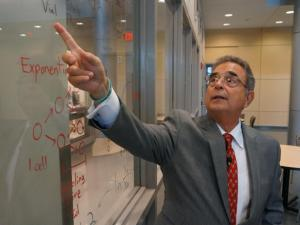 Dr. Ruben Carbonell is a professor of chemical engineering at North Carolina State University, and director of the Biomanufacturing Training and Education Center there.