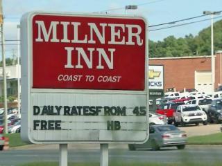Milner Inn on Raleigh's Capital Boulevard