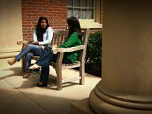 Cecilia Polanco is the first in her family to attend college.
