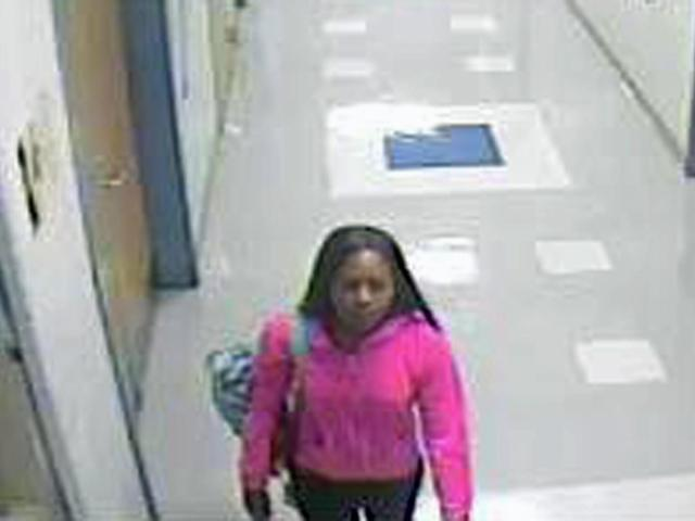 Garner police are trying to identify this woman, who is accused of stealing cash, credit cards and phones from women's purses.
