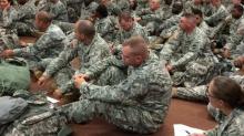 Fort Bragg, Ebola