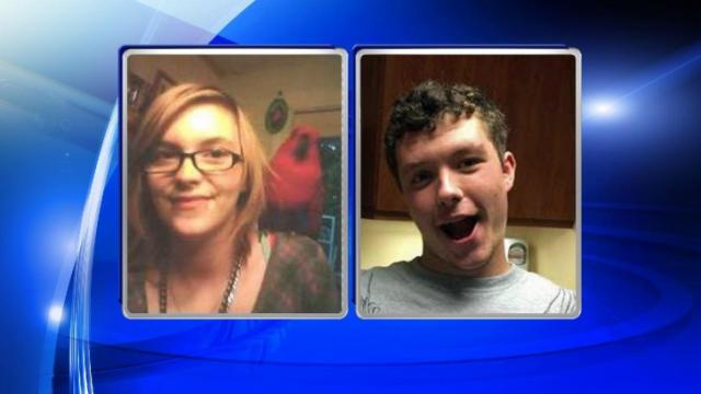 Police in Fayetteville are seeking the public's help in searching for two runaway teenagers who failed to return home Wednesday.