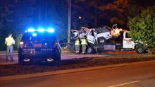 Fatal Creedmoor Road wreck