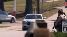 Nash courthouse shooting