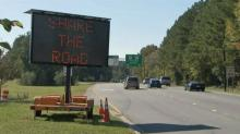 IMAGE: Chapel Hill improving safety for cyclists