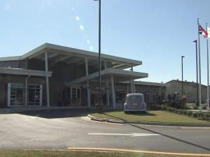 Johnston Regional Airport's new terminal