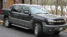 2002-06 Chevrolet Avalanche