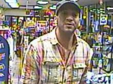 Raleigh police are asking for the public's help in identifying a man who exposed himself in a convenience store.