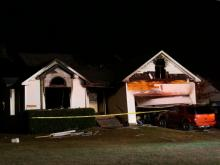 Youngsville homeowner says home destroyed by explosion