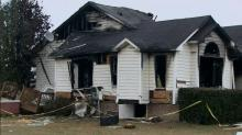 IMAGES: Explosion at Youngsville home under investigation