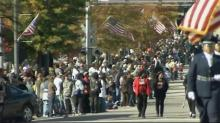 IMAGE: Organizers get in step for annual Fayetteville Veterans Parade