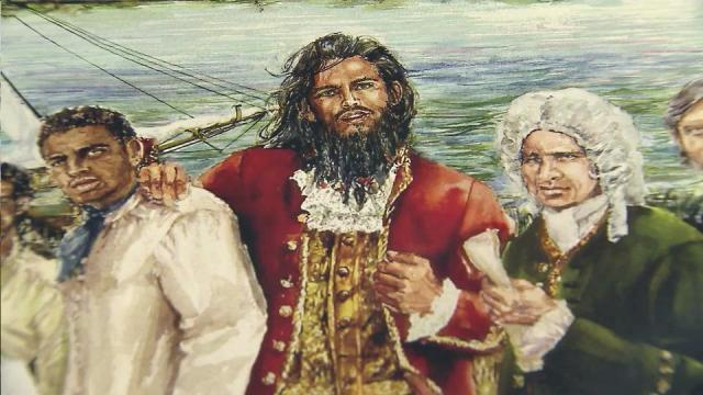 Kevin Duffus has shown that the accepted story about the execution of Blackbeard associates may be fiction.