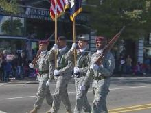2014 Fayetteville Veterans Day Parade